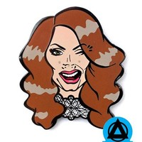 Joslyn Fox Pin