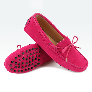 shoes woman flats moccasins casual genuine leather women flat shoes for ladies loafers zapatillas mujer driving shoes