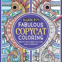 Fabulous Copycat Coloring Book Copycat Coloring Books CLR