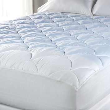 SEALY POSTUREPEDIC COOL TOUCH OUTLAST MATTRESS PAD