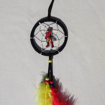 Ironman dreamcatcher/ Superhero dreamcatcher/ boys dreamcatcher
