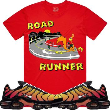 Nike Air Max Tiger Sneaker Tees Shirt - ROAD RUNNER PG