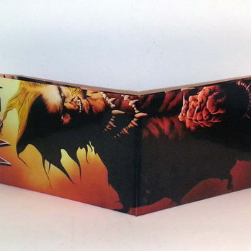 Comic Book Wallet// Sabretooth