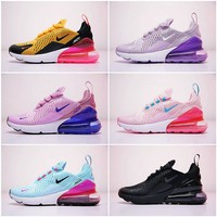 18SS Nike Air Max 270 Women Running Shoes