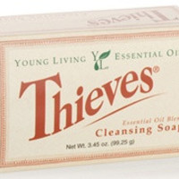 Young Living Thieves Cleansing Bar Soap - 3.45 Ounces