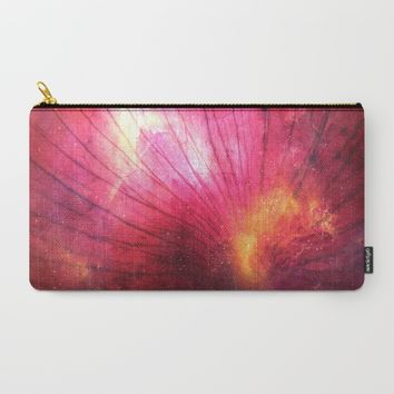 Oh! Red. Carry-All Pouch by Adaralbion