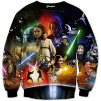 Star Wars Fam Crewneck