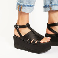 Free People Lola Platform Wedge