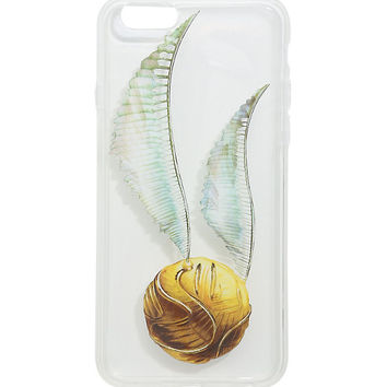 Harry Potter Golden Snitch Hardshell iPhone 6/6s Phone Case