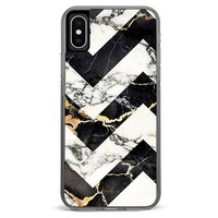 Marble Stripe iPhone XR case