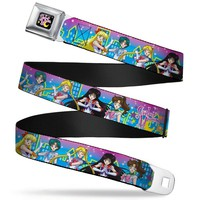 Sailor Moon Characters Posing Belt