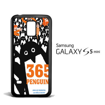 365 penguins book Y1988 Samsung Galaxy S5 Mini Case