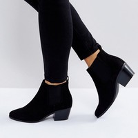 ASOS REVIVE Wide Fit Chelsea Ankle Boots at asos.com
