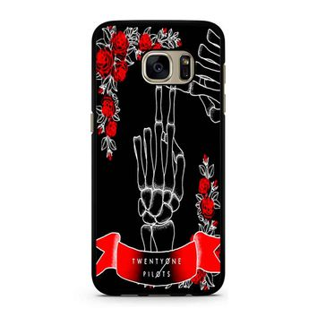 Twenty One Pilots Artwork 2 2 Samsung Galaxy S7 Case