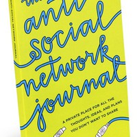 'The Anti-Social Network Journal'