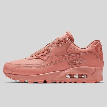 AUGUAU Nike Wmns Air Max 90 Pinnacle Red Stardust