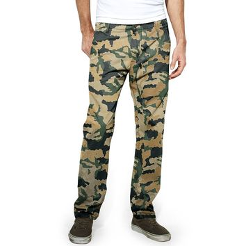 Levi's Camouflage Chino Pants - Men, Size: