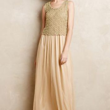Beaded Arabella Maxi Dress by Boemo Nude