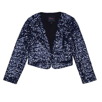 Sequin Knit Jacket by Juicy Couture