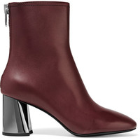 3.1 Phillip Lim - Leather ankle boots