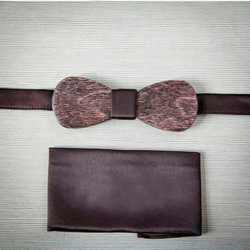 bow tie Wooden Bow Tie. Wood Bow Tie - Boys Bowtie. Oak Wood Bowtie. Wooden Bowtie - Mens Bow Tie. 100% Hand Made