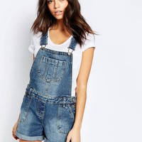 New Look   New Look Short Overall at ASOS