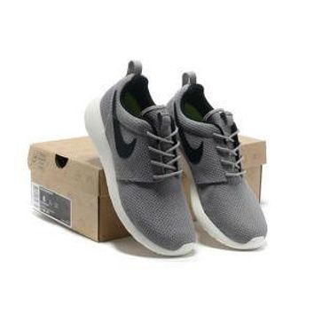 NIKE LONDON RUN ROSHE MEN&WOMEN RUNNING SHOES 36-44 GREY