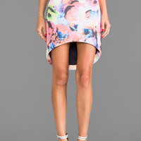 Finders Keepers Wildfire Skirt in Pink
