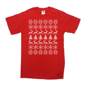Ugly Christmas Shirt Christmas Gift Ideas Holiday Gifts Christmas Presents Gifts For Christmas Holiday Outfits Christmas Tops Xmas - SA522