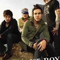 Fall Out Boy - Group Shot Poster