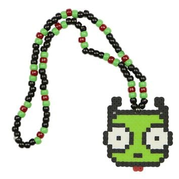 Frog Girr Kandi Necklace