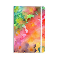 "Louise Machado ""Spring Colours"" Watercolor Floral Everything Notebook"