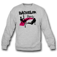 bachelor party SWEATSHIRT CREWNECK