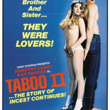 Taboo Pt 2 Movie Poster 24inx36in