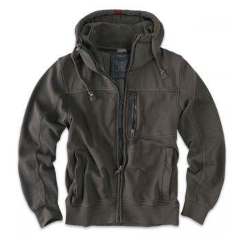 hooded jacket Luftlande