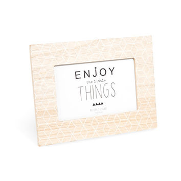 SHANE wooden photo frame 16 x 21cm | Maisons du Monde