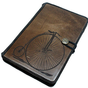 Designer Leather Covers for Kindle Nook & Kobo by joevleather