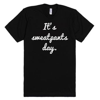 It's Sweatpants Day