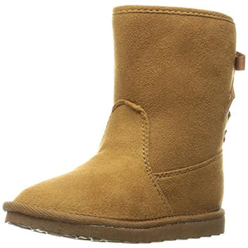 Carters Girls Wanda Toddler Faux Suede Casual Boots
