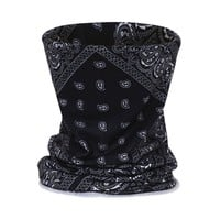 Mounchain Outdoor Sports Bandana Multifunctional Soft Sunscreen Seamless 3D Printing Collar Hat Cap Scarf Turban Mask Men Women