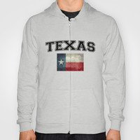 Texas flag and Text - original design by BruceStanfieldArtist Hoody by LonestarDesigns2020 - Flags Designs +