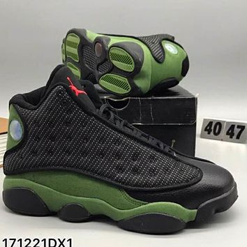 NIKE AIR JORDAN 13 RETRO cool shoes L-CSXY 3e30e96a8