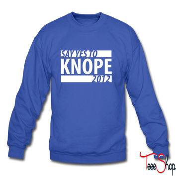 Say Yes To Knope 2012 sweatshirt