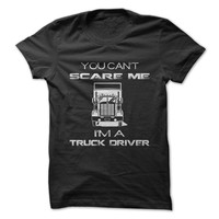 Can't Scare Truck Drivers