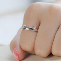 Kitty Cat Ring - Cat Lovers