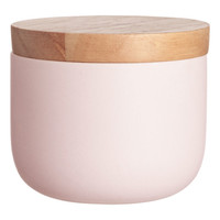 Small stoneware box - Dark pink - | H&M US