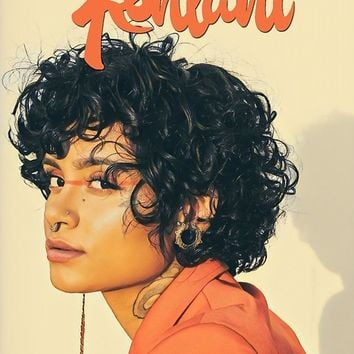 'Kehlani' Poster by ebbahct