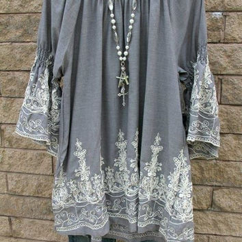 Amazing Grayson Top!  Back in Stock!!