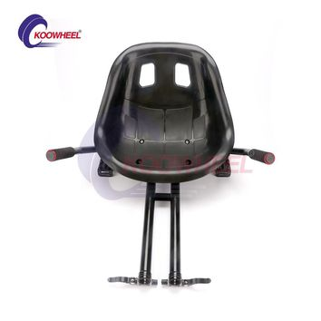 US/Germany shipment hoverseat for electric 2 wheels self balancing scooter hovercart Go-Kart hoverboard skateboard kid Hoverkart