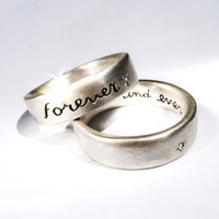 "Pablo Valencia - Exclusive ""Forever & Ever"" Ring"